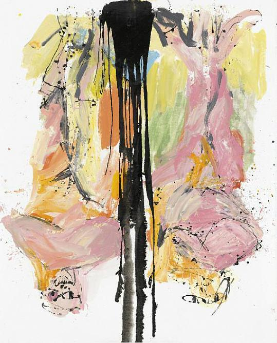 Georg Baselitz. How it began… Paintings and graphical works of the last twenty years